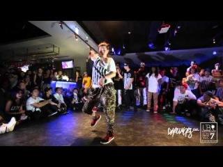Dougie Battle Audition | 20131108 Urban Rhythm Hip Hop Party Vol.7 Taipei