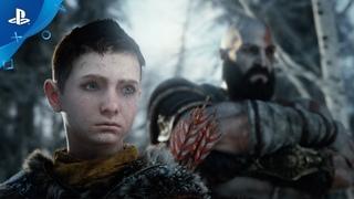 God of War – Full TV Commercial   PS4
