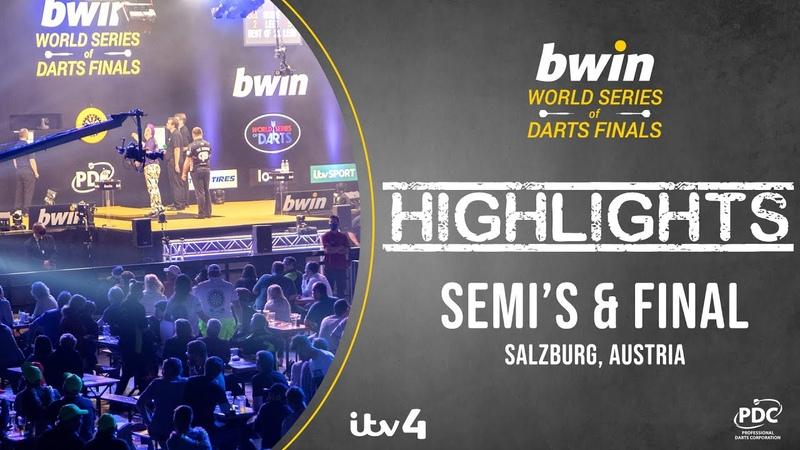 Semi's The Final Highlights 2020 bwin World Series of Darts Finals