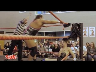 SWE - Prince Devitt vs. Michael Elgin