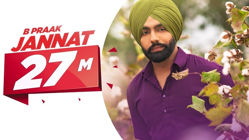 Jannat Official Video Sufna B Praak Jaani Ammy Virk Tania Latest Punjabi Songs 2020