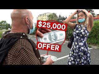 Porn Star $25000 Challange