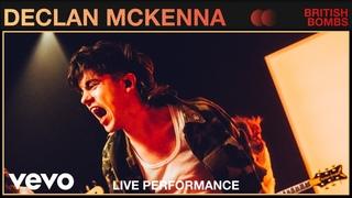 Declan McKenna - British Bombs (Live) | Vevo Studio Performance