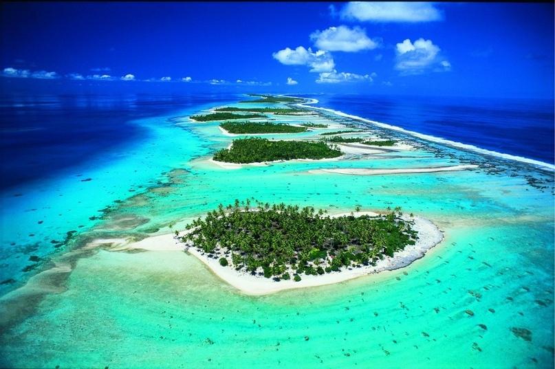 Страны мира — Французская Полинезия, изображение №7