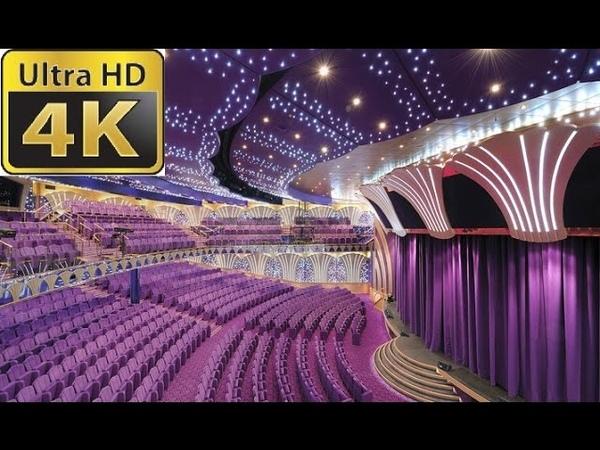 MSC Poesia Cruise Ship Tour Ultra HD 4k Buffet Sony 4k Movie