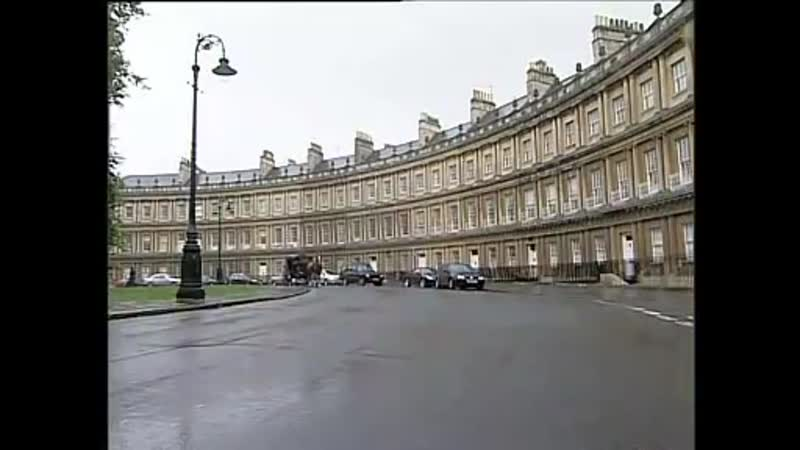 LIFE in THE UK THE CITY of BATH