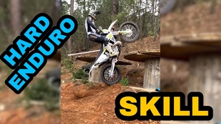 2020 Hard Enduro Techniques, Skill | Awesome Tricks | Graham Jarvis and Colton Haaker