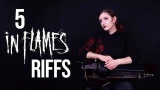 5 In Flames riffs on hurdy gurdy