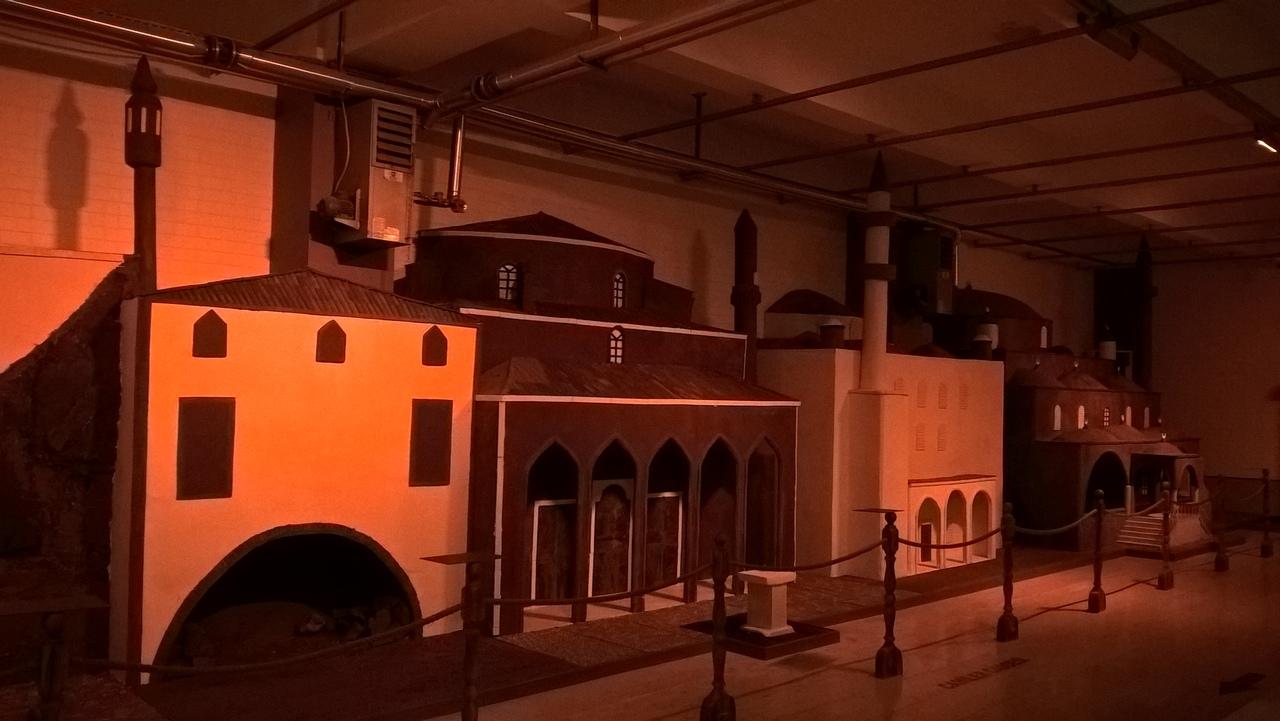 Музей шоколада Сафранболу