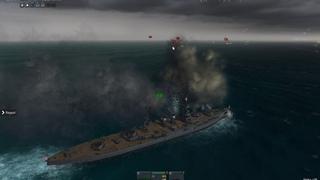 .Морская Академия.Сверхдредноут или линейный крейсер.Третий заход.