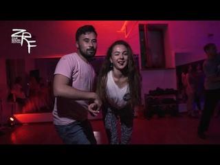 ZRF2020. Vlad Belov & Julia Ivanova #Zouk improvisation.