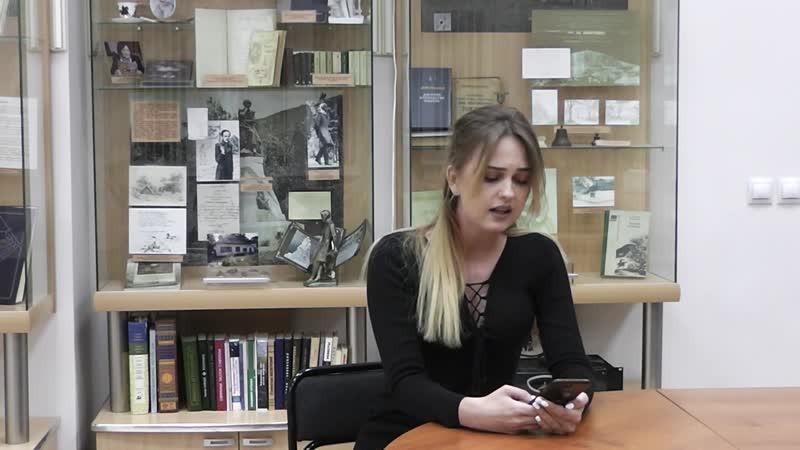 К Симонов Открытое письмо читает Е Адамовская