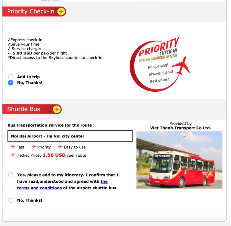 Как сайты аэрокомпаний используют UX дизайн, чтобы получить наши деньги, изображение №8