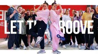 Танцы в Череповце с Викторией Никитиной и Юлией Соловьёвой | Танцевальный Центр ЭЛЕФАНК