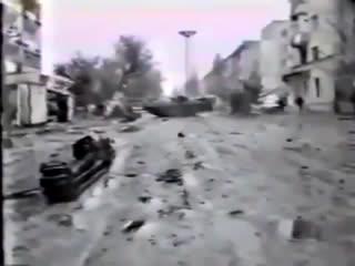 """Последствия """"новогоднего"""" штурма Грозного, 1 - 8 января 1995 года"""