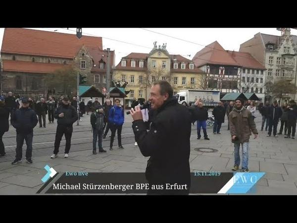 Im Paradies gibt es 72 Rosen für islamische Märtyrer - Diskussion mit Linken in Erfurt