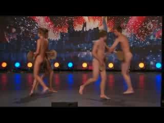 минута славы мальчики голыши