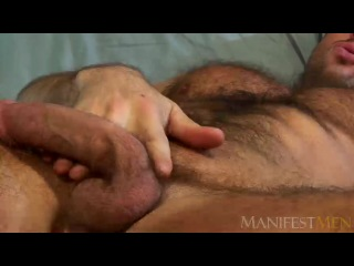 3645 - {ManifestMen] - Hairy Hard Muscle Dream