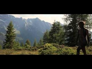 Бодиарт от  Johannes Stötter для музыкального видео клипа