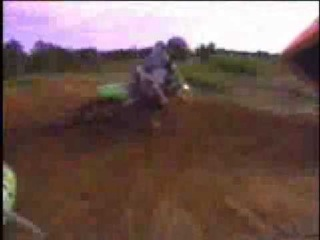 1996 Ricky Carmichael James BUBBA Stewart playriding