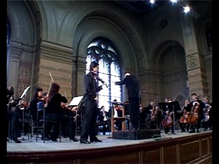 Г Винявский концерт для скрипки с оркестром II и III части