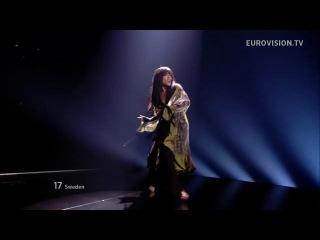 ПОБЕДИТЕЛЬ -- ЕВРОВИДЕНИЕ АЗЕРБАЙДЖАН 2012г-- ШВЕЦИЯ --  Loreen - Euphoria - Live - Grand Final - 2012 Eurovision Song Contest