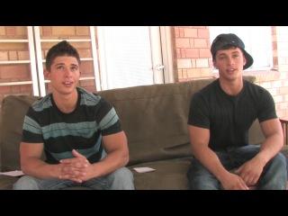 Micky & Ajay -hot frat muscle twins! Fratmen TV