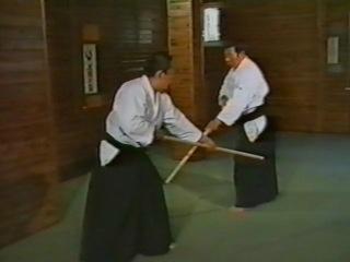 Дзё в айкидо Морихиро Сайто Ката на 31 и 13 движений 20 субури и 10 кумидзе