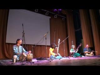 Ситар-2012. 19-20 мая. Niloy Ahsan & Amiran Khan. Raag Yaman.