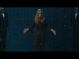 Official Adele Performs Skyfall at the 2013 Oscars 85th Academy Awards Full HD