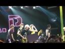 FANCAM 120706 - B.A.P - Goodbye Stage - Malaysia Showcase