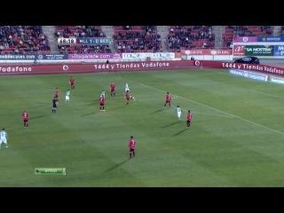 Чемпионат Испании 2012-13 / 36-й тур / Мальорка  Бетис / 2 тайм