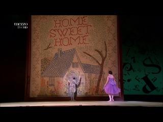 Алиса в стране чудес. Балет (HD). Королевский театр Ковент-Гарден (2011) Часть 1