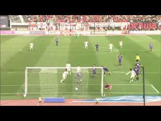 J1 Kashiwa Reysol vs Kasaki Frontale Part 1