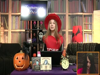 """Tommy no harouin chuudoku"" HALLOWEEN ADDICTION release SP (niconico live pt 4)"