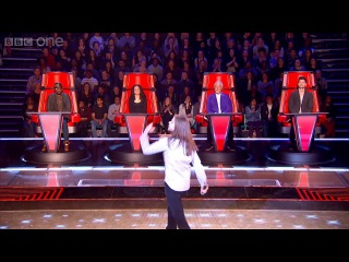 Adam Barron - Maybe I'm Amazed (The Voice UK 2013)