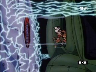 Громовые коты (Thundercats) 1985г. 1 сезон, 1 серия. Exodus / Бегство