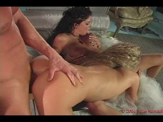 Anais Alexander - Threesome with Lanny Barby & Scott Styles
