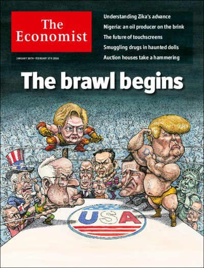 The Economist - Audio Edition (January 30th - Feb 5th) 2016