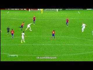 ЦСКА 0:1 Бавария | Лига Чемпионов 2014/15 | Групповой этап | 2-й тур | Обзор матча