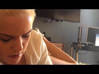 Halle Von, Dakota James - Tricking My Step-Sis (2014) HD