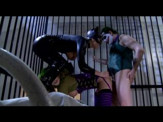 Dylan Ryder, Gemma Massey - Katwoman XXX