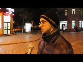 Симферополь. Возсоединеніе Крыма съ Россіей исторически необходимо. А государство Украина практически уже не существуетъ