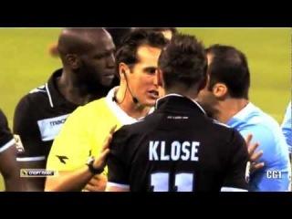 """Bellissimo gesto a Napoli - Lazio """"Klose segna gol di mano e ammette"""" HD"""