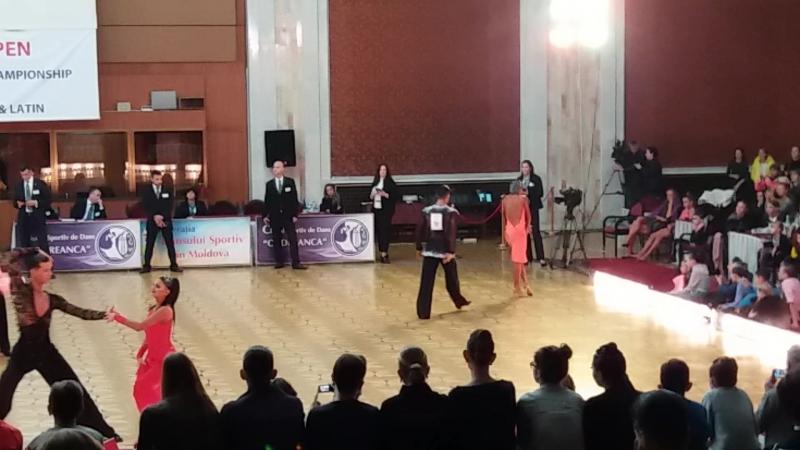 Габриэль Гоффредо и Анна Матус!Чемпионы мира по латине и этим все сказано!