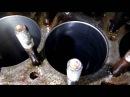 Блок цилиндров ГАЗ-11 расточка, хонинговка, миниобзор