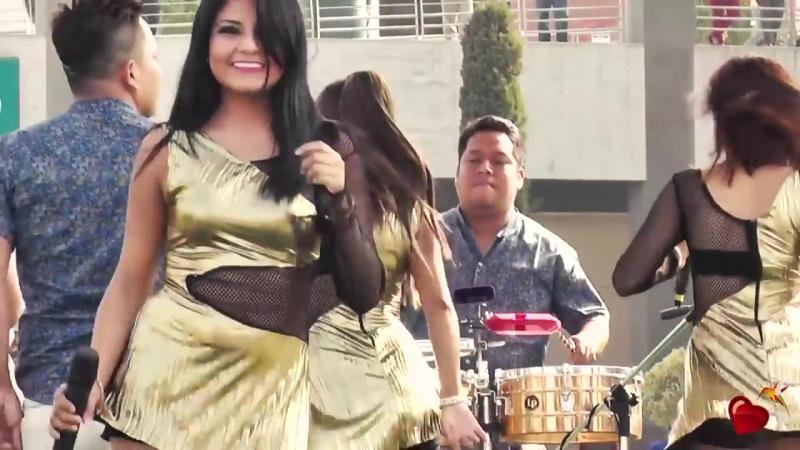 Corazón Serrano 2016 Amarte ha sido en Vano Nickol Sinchi ☆✓✓✓