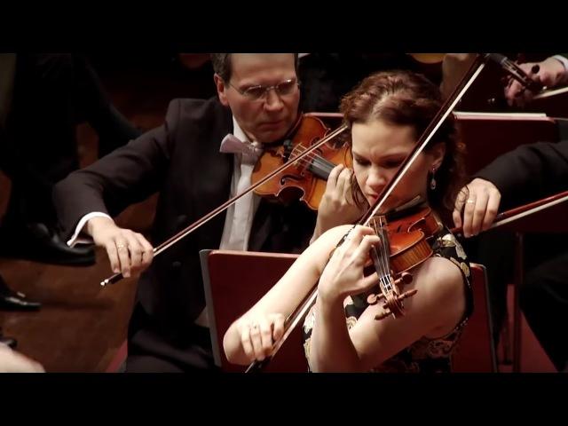 Bruch 1 Violinkonzert ∙ hr Sinfonieorchester ∙ Hilary Hahn ∙ Andrés Orozco Estrada