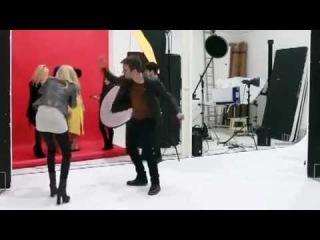 Lara Jade Workshop Behind the Scenes