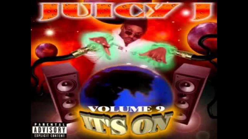 Juicy J Vol 9 It's On Full Tape 1994